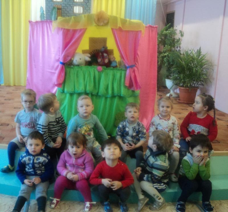 Отчет работы кукольного театра